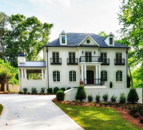 New Construction Luxury Homes: Tuxedo Park – Luxury New Construction