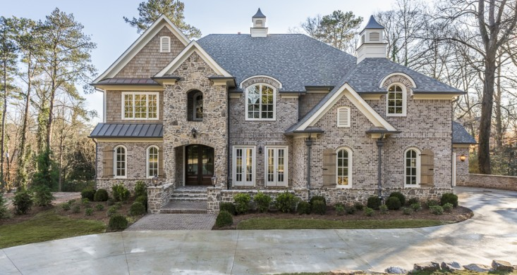 Luxury home builders in atlanta ga house decor ideas for Custom house builder