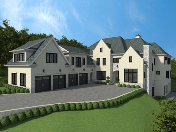3540 Knollwood Rendering Front - Small