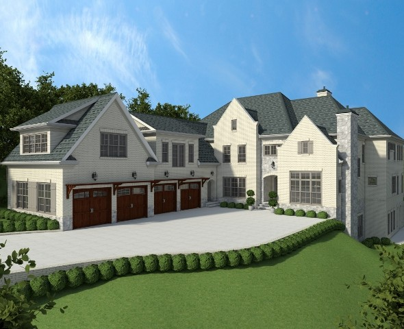 Knollwood Front Rendering (640x480)